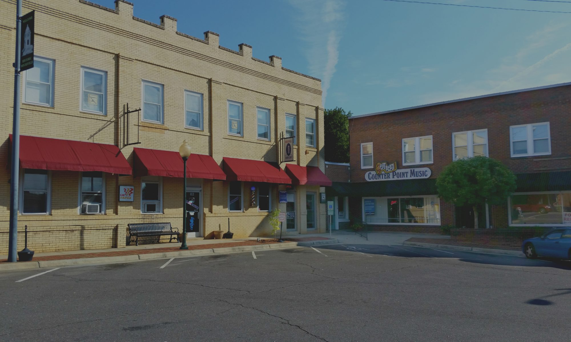 Mocksville Barbershop